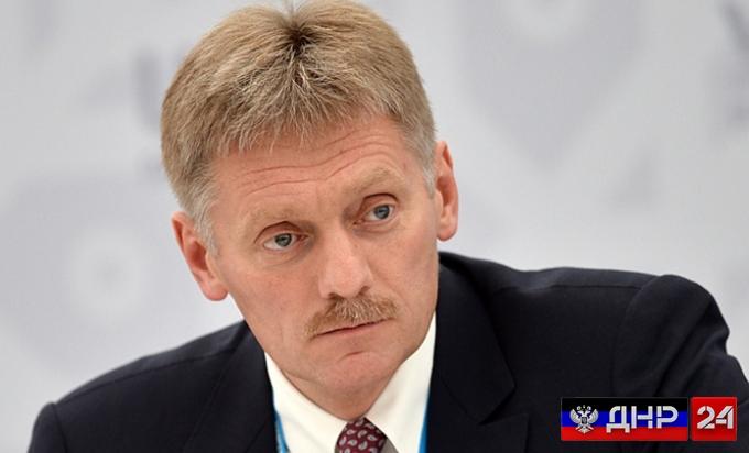 В Кремле объяснили отсутствие Порошенко в санкционном списке