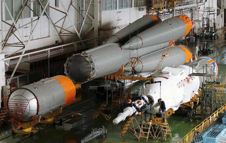 В России готов проект многоразовой ракеты-носителя