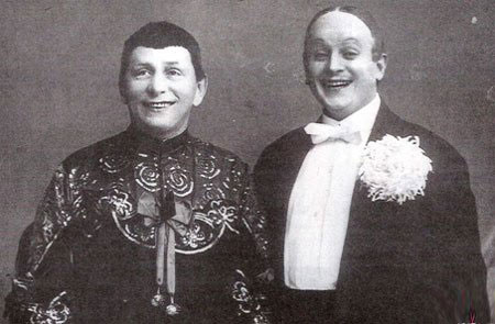 Клоунский дуэт БИМ-БОМ