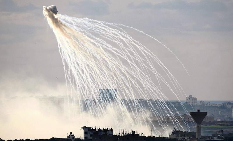 Почему Пентагон не отказывается от фосфорных боеприпасов