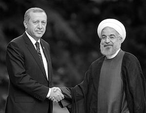 Катар заручился поддержкой Ирана и Турции