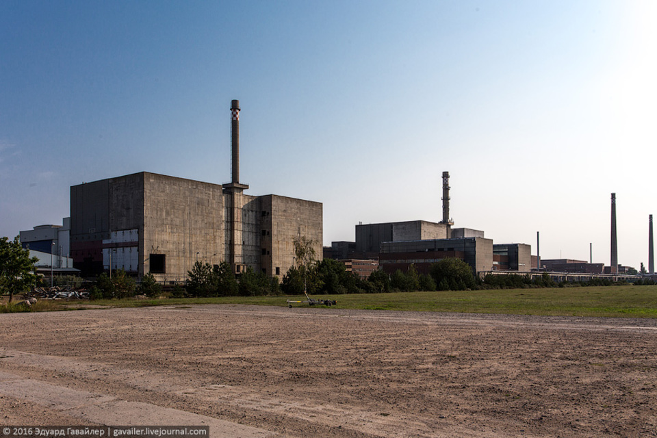 Внутри советской атомной ста…