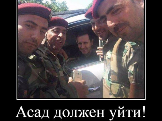 Асад в Хаме
