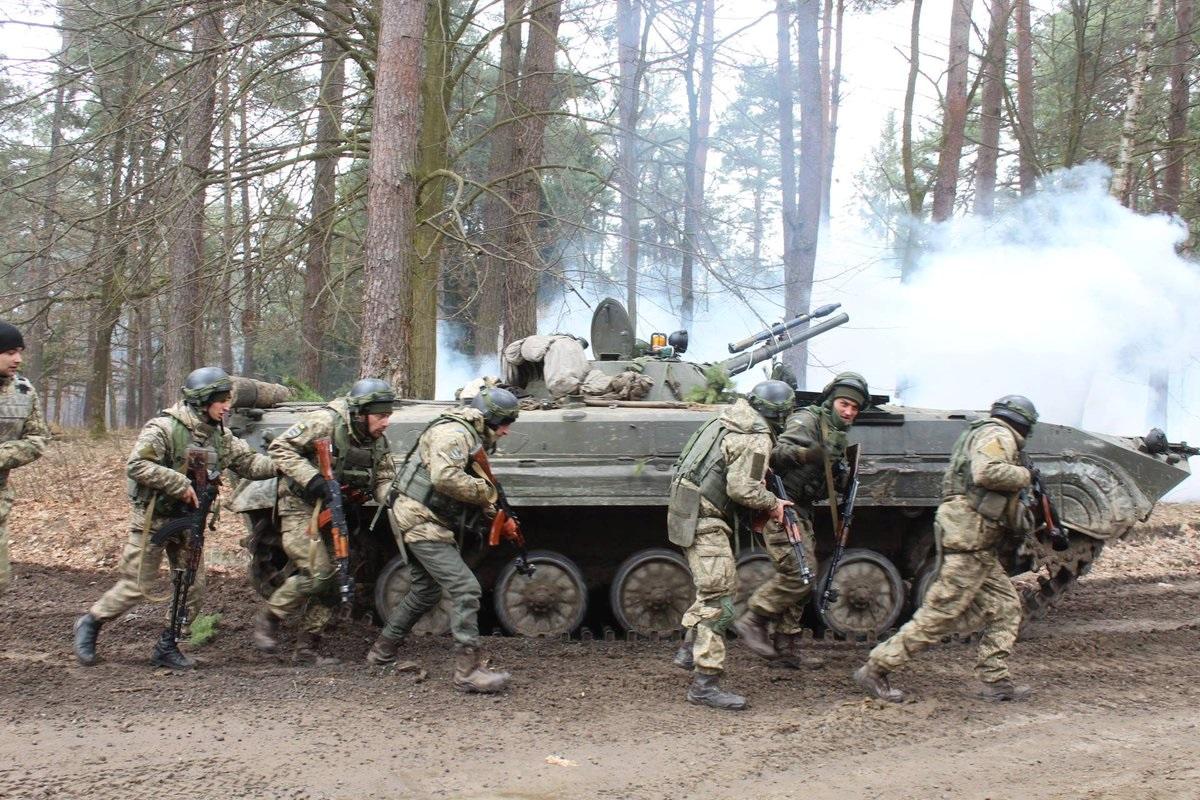 «Как тут стрелять?!» — украи…