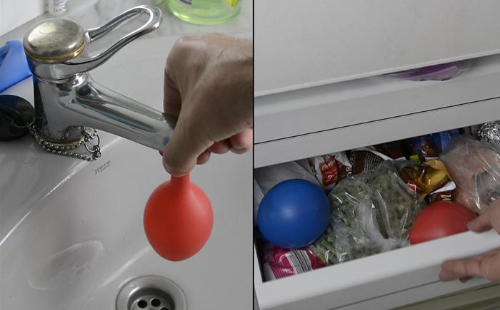 Охлаждающие шарики для напитков