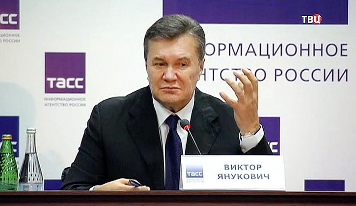 Янукович хочет впихнуть родной Донбасс на Украину