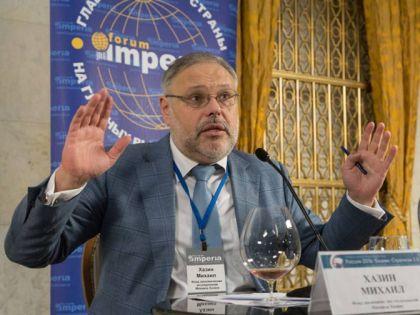 Михаил Хазин: Как будут свергать правительство