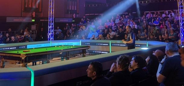 Обзор первого раунда Snooker…
