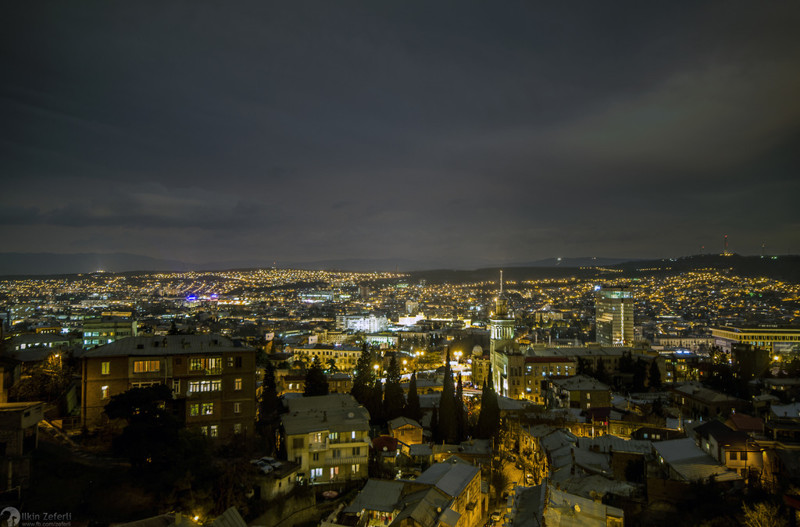 Ночной Тбилиси(15 фото)