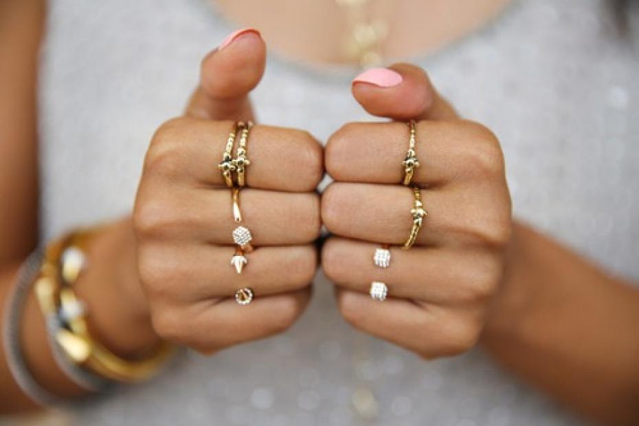 На какой палец надевается кольцо? Корректируем женскую судьбу.