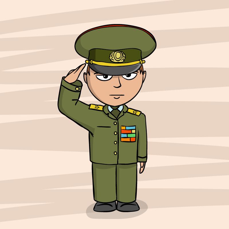 Анекдот про то, как прапорщик дал совет насчёт денег полковнику