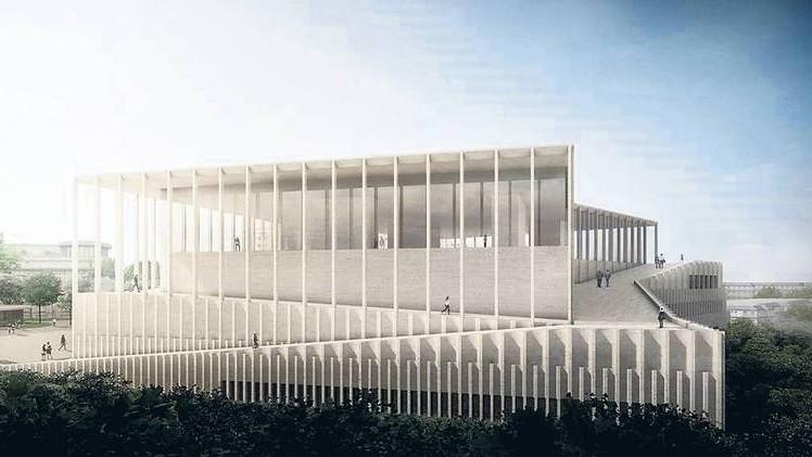 В Киеве построят музей революции