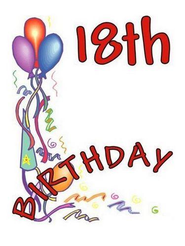 Поздравления на день рождения совершеннолетие