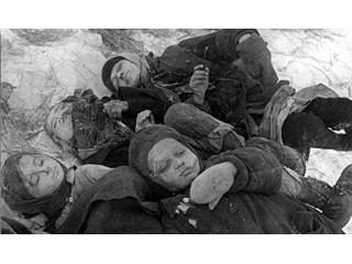 Преступления фашистов. Великая Отечественная война