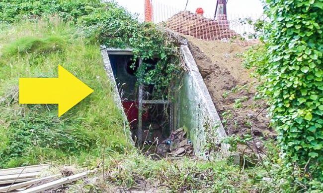 Девушка купила старый бункер. Перед вами впечатляющее перевоплощение!