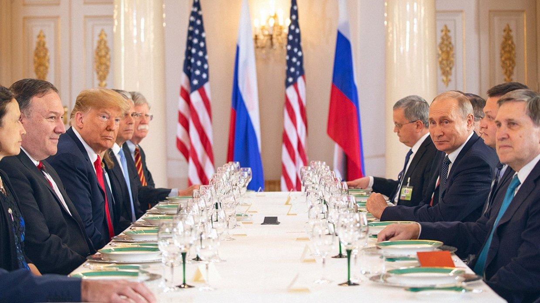 Трамп назвал «интересным» саммит с Путиным в Хельсинки