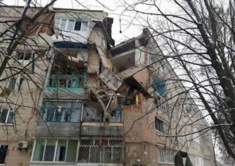 Под Киевом взорвался жилой дом: жители вынуждены были греться газовыми котлами из-за высоких тарифов