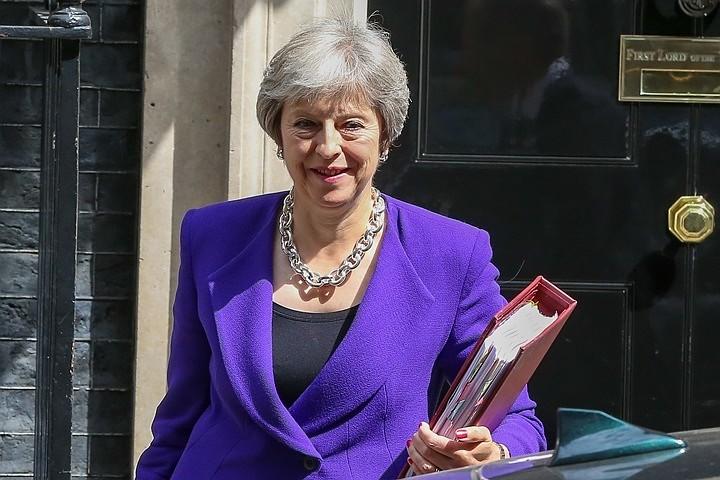 Мэй заявила о скором завершении переговоров по Brexit