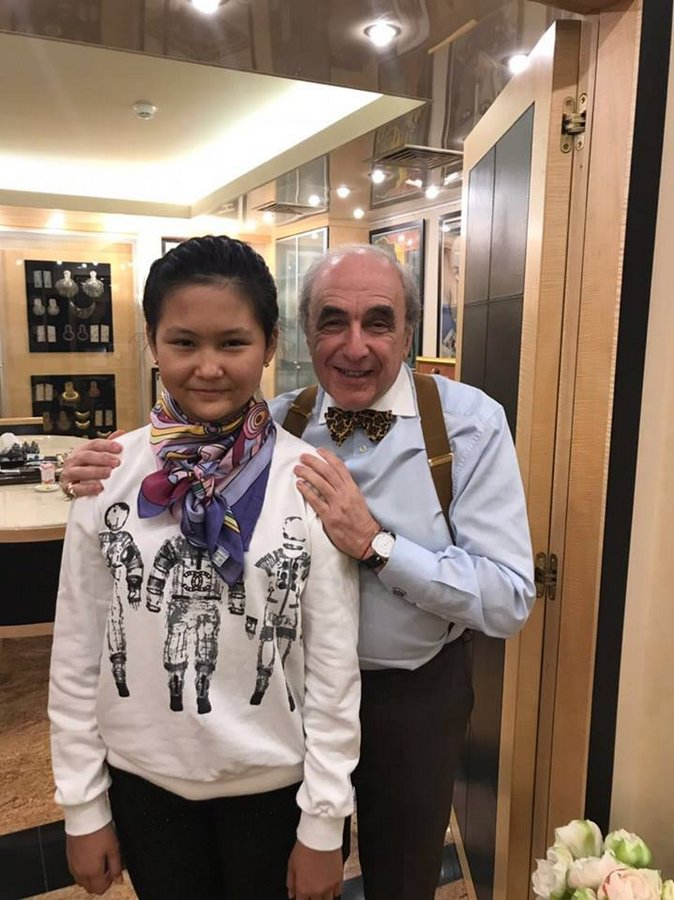 Крупный скандал вокруг юной шахматистки Бибисары Асаубаевой