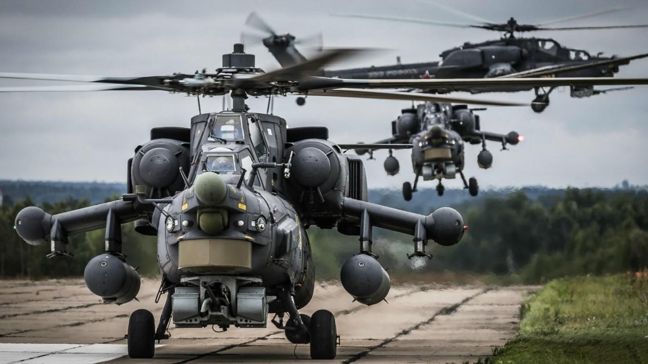Как рождаются российские вертолеты. Фотоотчет.