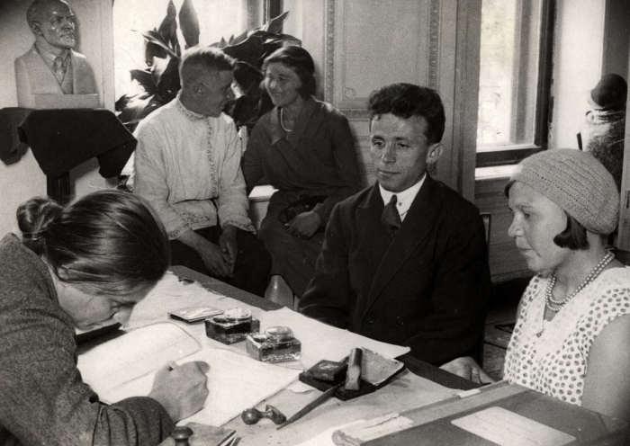 Личная жизнь в СССР