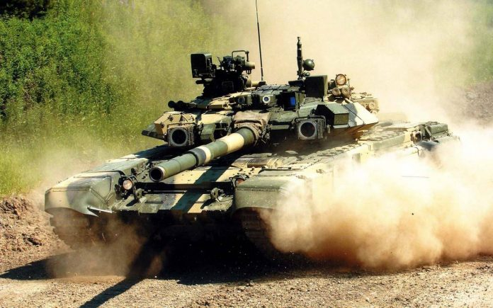СУО танка: оптические прицел…