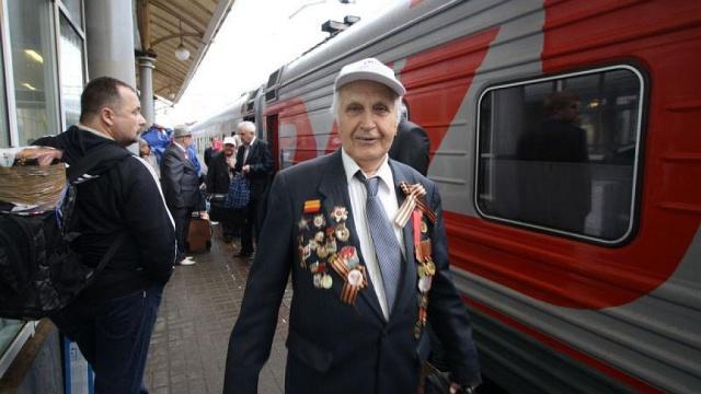 Невыдуманные истории: Ехал я как-то в поезде с одним ветераном...