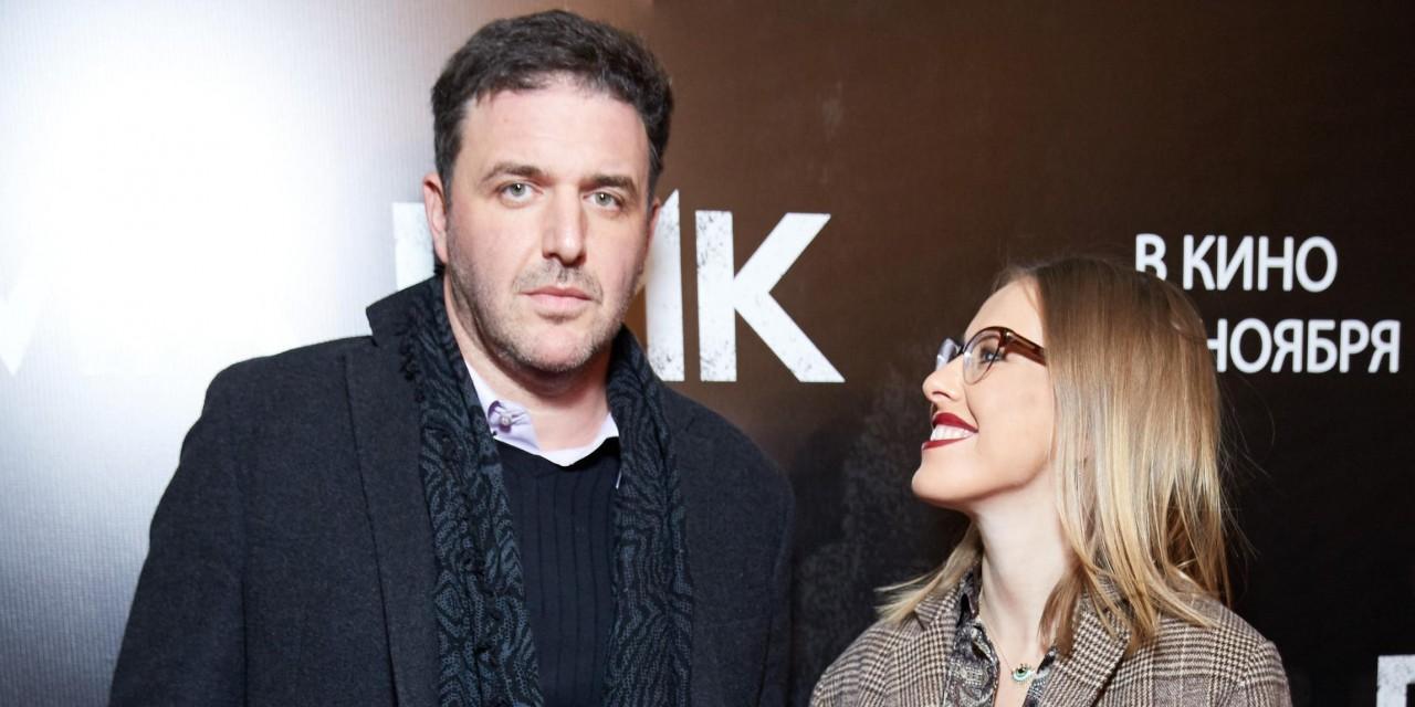 СМИ: Виторган разбил нос предполагаемому любовнику Собчак
