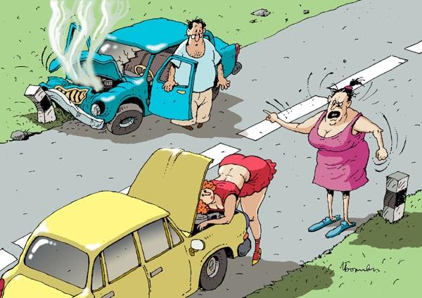 А вы страхуете свой автомобиль?