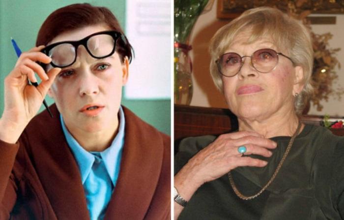 83-летняя Алиса Фрейндлих  в приватной обстановке - редкие кадры