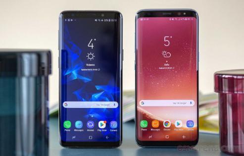 Samsung готовит к выпуску смартфон с четырьмя камерами