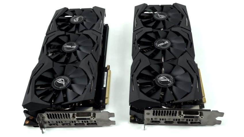 Битва титанов: тестируем видеокарты RX Vega 64 и GTX 1080