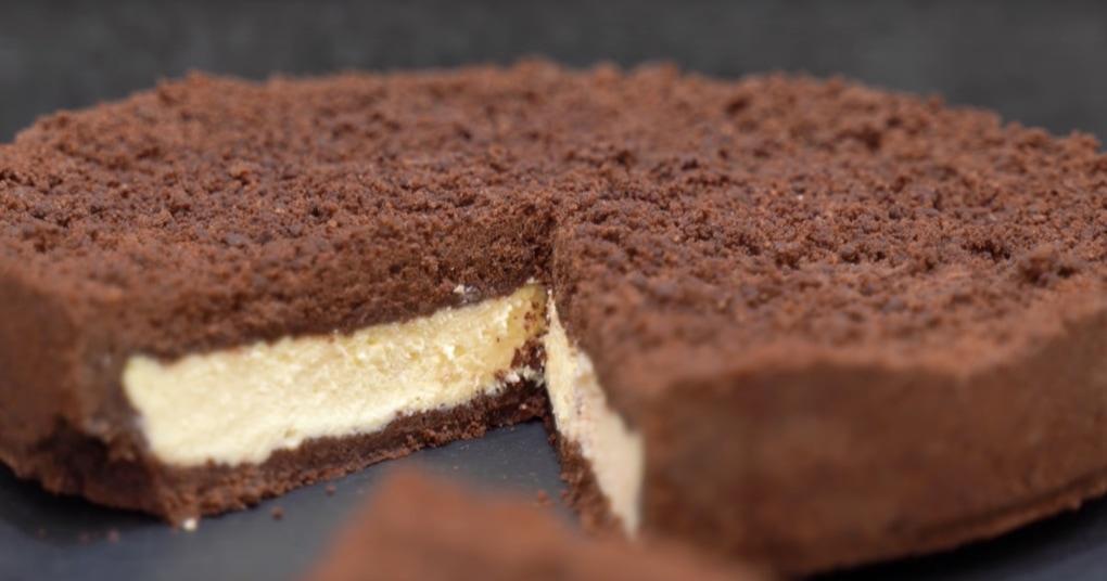 Вкусный пирог за несколько минут, от которого все домашние будут в восторге
