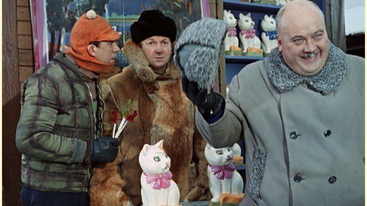Любимые актёры из советских …