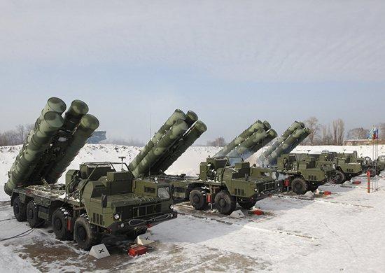 Россия выполнит контракт по поставкам С-400 в Турцию до конца года