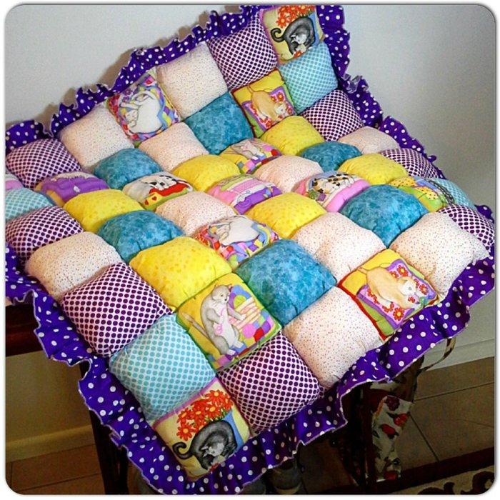 Детское красивое одеяло