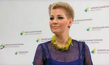Максакова пообещала отомстить за смерть Вороненкова