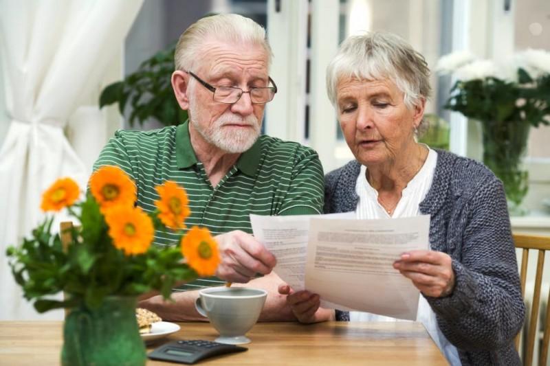Пенсия – трюк для наивных