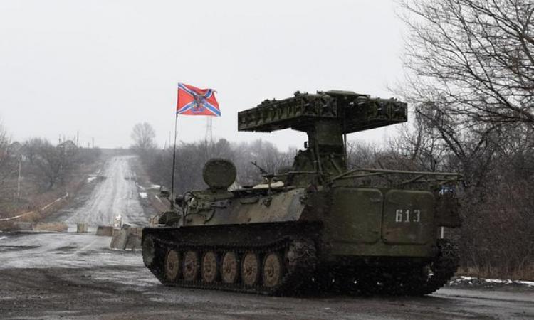 Донбасс новости сегодня ополчение 12 февраля