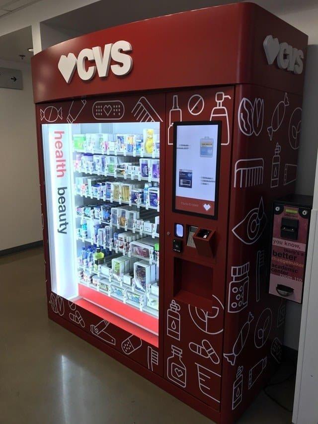 18. Автомат с лекарствами первой необходимости Вендинговые автоматы, С миру по нитке, вендинговый аппарат, вот это да!, до чего техника дошла, познавательно, торговые автоматы, торговый автомат