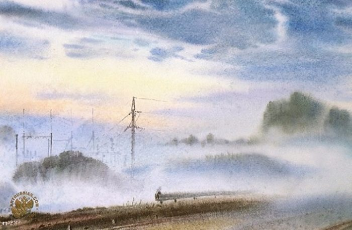 художник Валерий Маковой картины – 08
