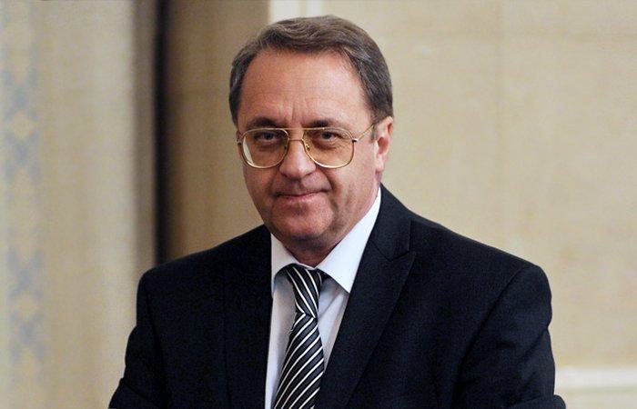 Богданов обсудил с послом Египта вопросы Ближнего Востока и Африки