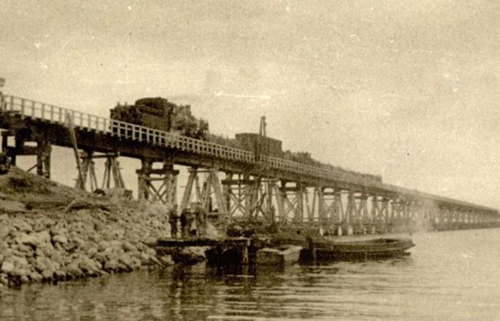 Крымский мост, который строи…