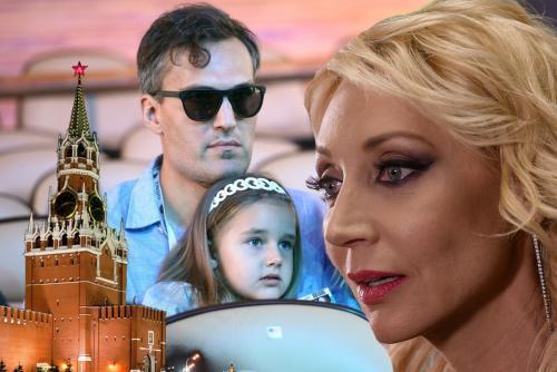 Развод под Новый год. Муж Орбакайте «украл» у певицы дочку и сбежал в Москву