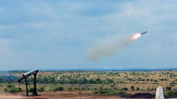 """Индия окончательно отказалась от закупки ПТРК """"Спайк"""" у Израиля в пользу своего """"Nag"""""""
