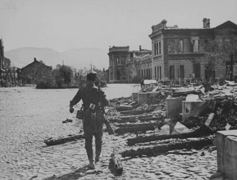 Изверги на Чёрном море: малоизвестные преступления нацистов в районе Новороссийска. Часть 4
