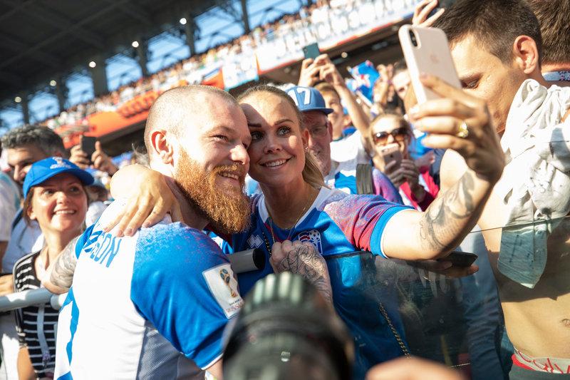 Арон Гуннарссон: «Игра с Нигерией не будет похожа на матч с Аргентиной»