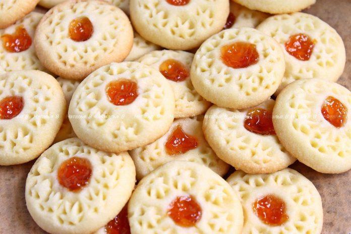 Печенье «Тающие мгновения» — безумно вкусно