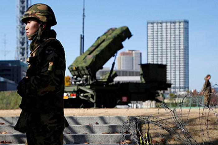 Минобороны Японии запросило рекордный военный бюджет