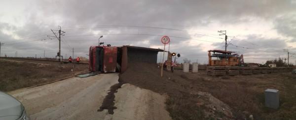 ДТП в Крыму: дрезина столкну…